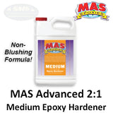MAS Epoxies 2:1 Medium Epoxy Hardener