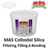MAS Colloidal Silica Filler for Filleting, Filling and Bonding