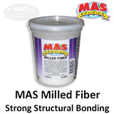 MAS Milled Fiber Filler for Strong Structural Bonding