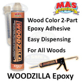MAS Woodzilla Time Saving Wood Filled Epoxy Adhesive