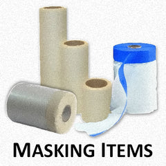 Masking Film, Masking Paper, Masking Tapes and Surface Protection