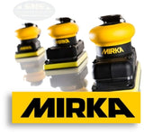 Mirka Pneumatic Orbital Sanders Icon