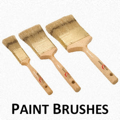 Premium & Economy Paint Brushes