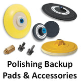 Polishing Backup Pads and Accessories