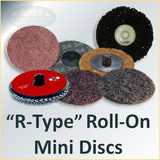 R-Type Roll-On Mini Discs