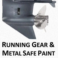 Boat Running Gear & Metal Safe Marine Paint