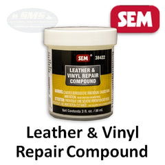 SEM Leather and Vinyl Repair Compound, 38422