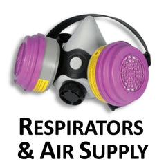 Respirators and Air Supply Equipment
