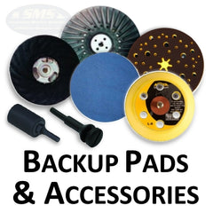 Abrasive Backup Pads and Accessories
