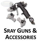 Paint Spray Gun Equipment and Accessories