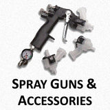 Paint Spray Guns and Accessories