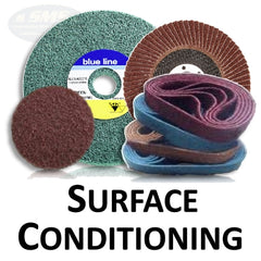 Abrasive Surface Conditioning Materials Collection