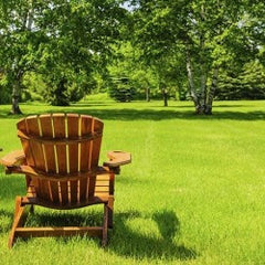 Bristol Finish Adirondack Chair