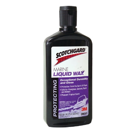 3M Scotchgard Marine Liquid Wax