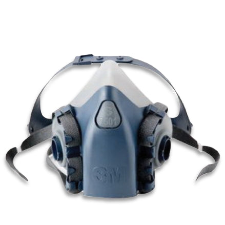 3M 7500 Series Half Face Respirators