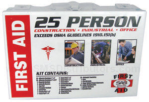 25 Person First-Aid Kit