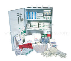 100 Person First-Aid Kit, SAS 6099-01