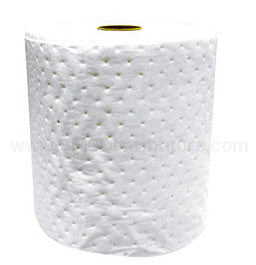 "Absorbent Oil Pad Roll, 16"" x 168'"