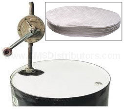 Drum Top Absorbent Pad