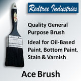 Redtree Ace Brushes