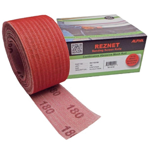"Reznet 2.75"" Sanding Screen Roll Collection"