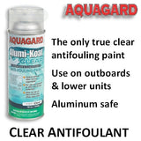 Aquagard Clear Antifouling Spray Paint