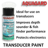 Aquagard Transducer Spray Paint