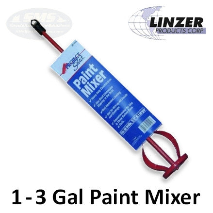 Linzer 1 to 3 Gallon Paint Mixer