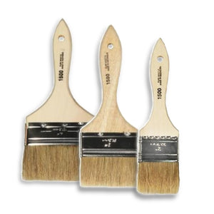 ArroWorthy Chip Bristle Brushes, 1500 Series