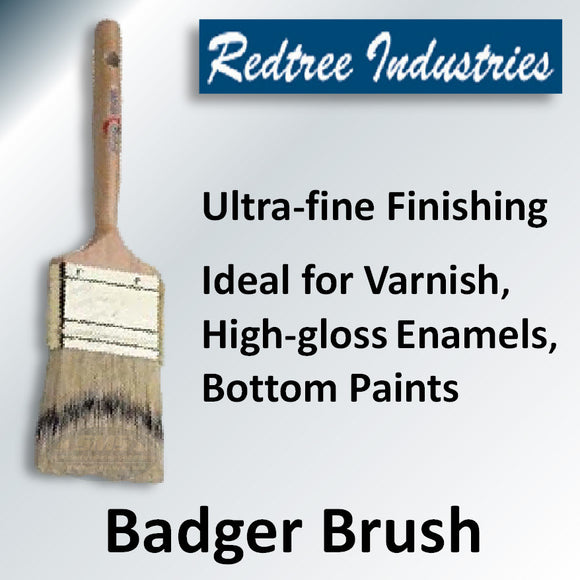 Original Badger Hair Brushes