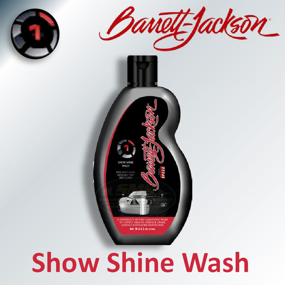 Show Shine Wash by Barrett-Jackson Signature Car Care