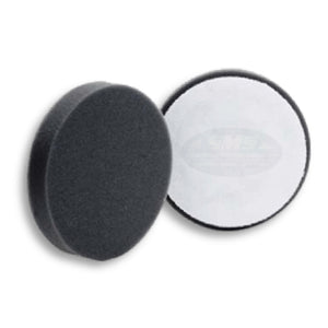 "Buff and Shine 4"" Foam Pad, Black, Finishing, 2-Pack, 420G"