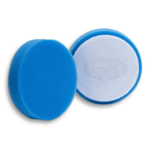 "Buff & Shine 4"" Foam Pad, Blue, Soft Polishing, 2-Pack, 450G"