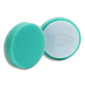 "Buff & Shine 4"" Foam Pad, Green, Polishing, 2-Pack, 440G"