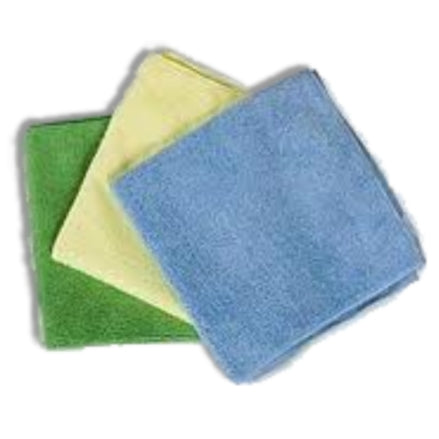 Buff & Shine Premium Microfiber Finishing Towels, MF1 Series