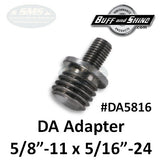 Buff and Shine DA Adapter, #DA5816
