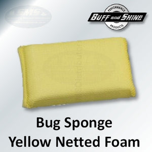 Yellow Net Bug Sponge