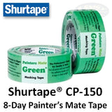 Shurtape CP-150 Painter's Mate Green Masking Tape