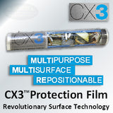 "CX3 Revolutionary Protection Film, 24"" x 200' Roll, 42420"