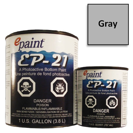 EPaint EP-21 Release Coating, Gray, EP-21-701