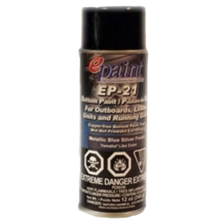 EPaint EP-21 Aerosol Paint for Outdrives & Running Gear
