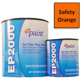 EPaint EP-2000 Boat Bottom Paint Antifouling, Orange