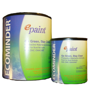 EPaint Ecominder Antifouling Boat Bottom Paint, Green
