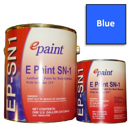 EPaint SN-1 Antifouling Paint, Blue