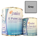 EPaint ZO-HP Antifouling Paint, Gray