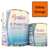 EPaint ZO-HP Antifouling Paint, Safety Orange