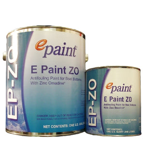 EPaint ZO Antifouling Paint, Green