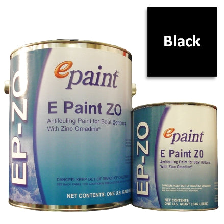 EPaint ZO Antifouling Paint, Black