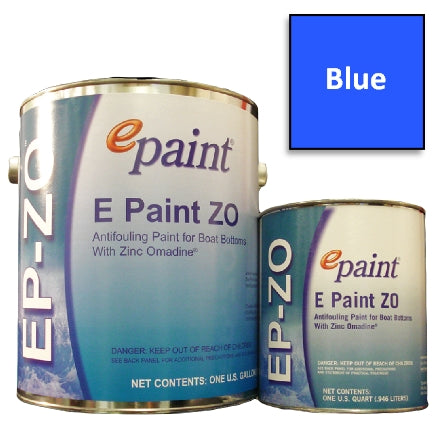EPaint ZO Antifouling Paint, Blue