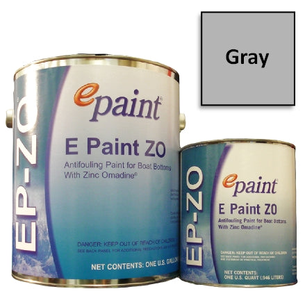 EPaint ZO Antifouling Paint, Gray